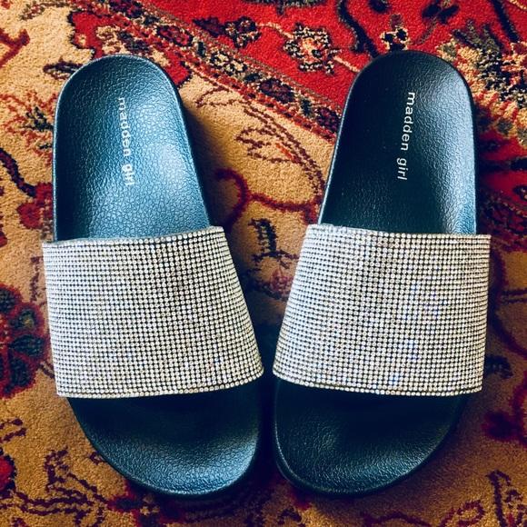 lowest price huge inventory outlet on sale Steve Madden Shoes | Girl Fancy Slides | Poshmark